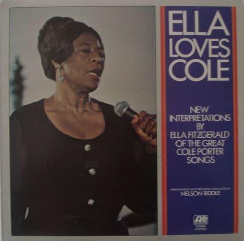 Ella Fitzgerald<br>Ella Loves Cole